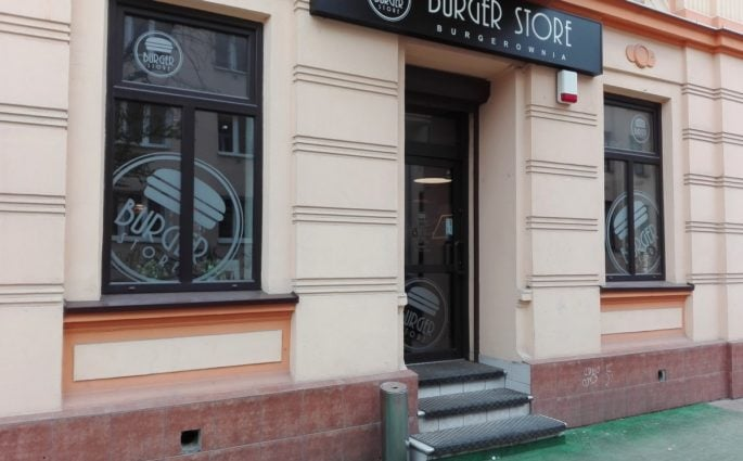 burger store lublin