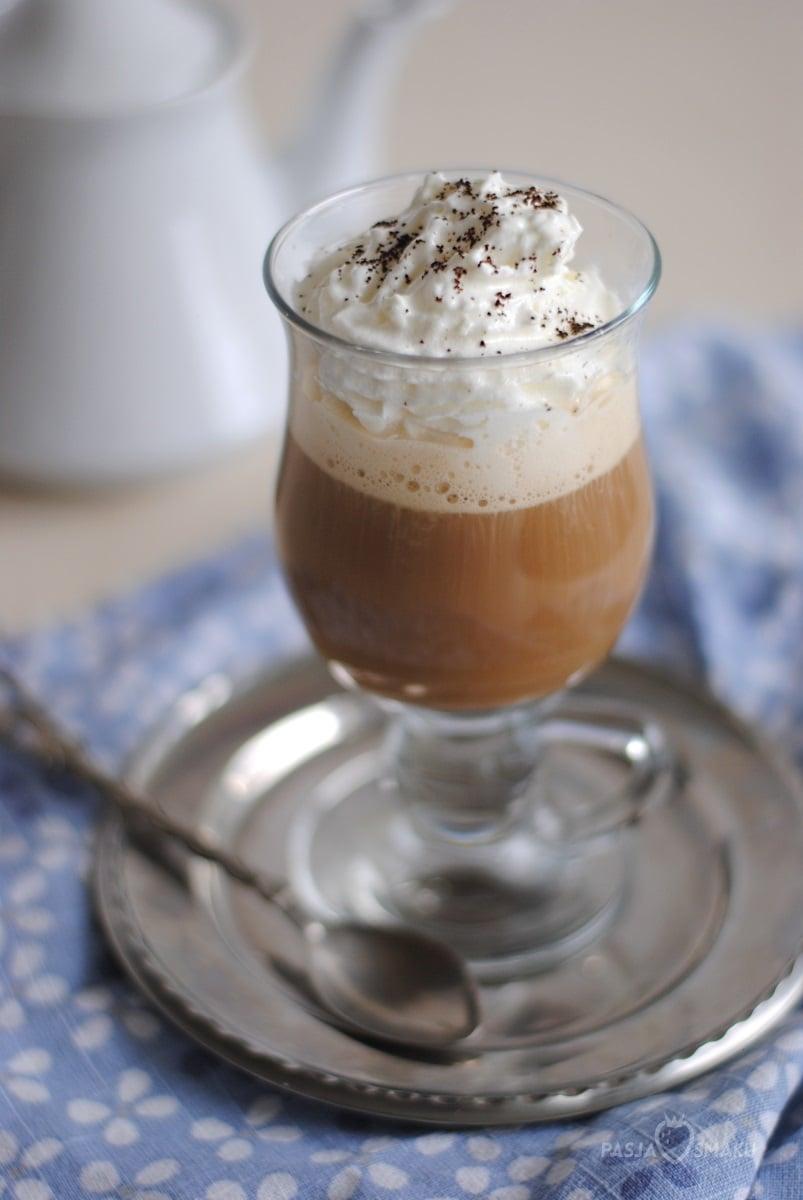 Irish Coffee z likierem