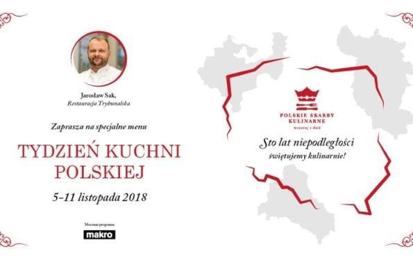 Tydzień Kuchni Polskiej w Trybunalskiej