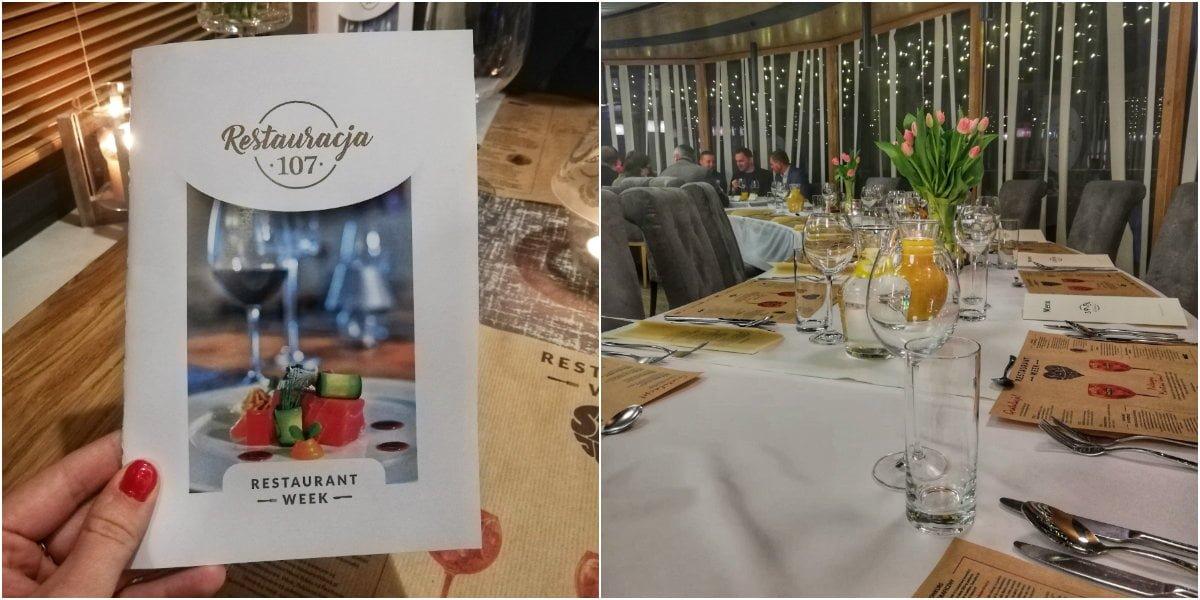 Restaurant Week Lublin - wiosna 2019
