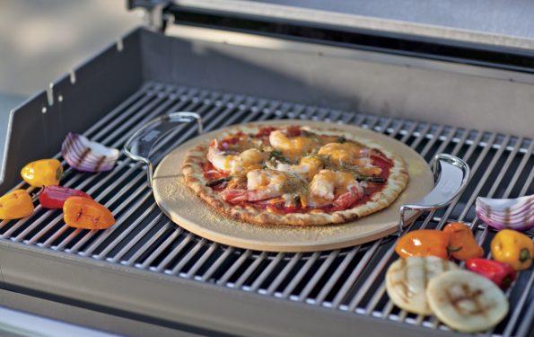 Pizza na grillu