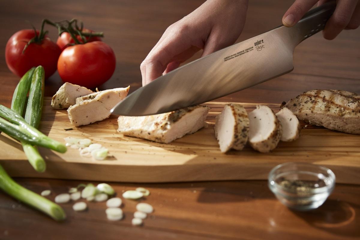 noże weber
