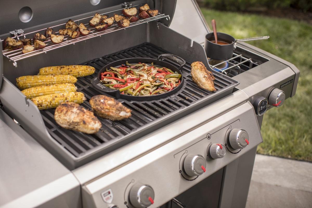 grill genesis II